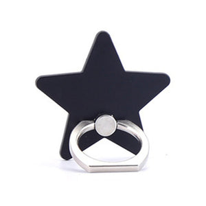 Rotatable Star-shaped Phone Ring