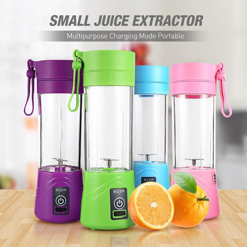 Multipurpose Charging Juicer Extractor