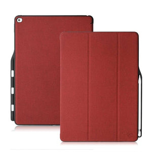 Luxury Leather Flip iPad Case