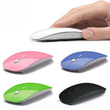 Load image into Gallery viewer, Ultra Thin USB Wireless Mouse
