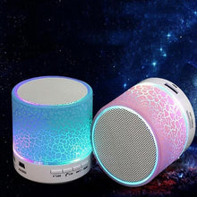 Load image into Gallery viewer, Mini LED Bluetooth Speaker