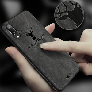 Soft Silicon Deer Cover