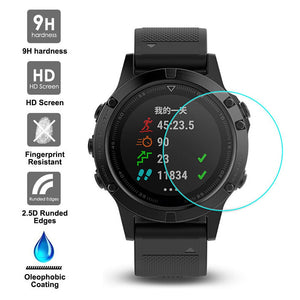 SmartWatch Tempered Glass