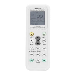 Universal LCD Backlight Remote Control