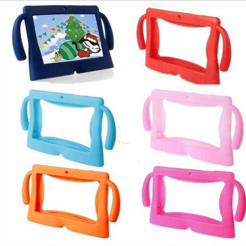 Soft Silicone Tablet Case