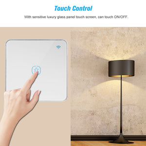 Wireless WIFI Smart Touch Switch