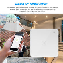Load image into Gallery viewer, Wireless WIFI Smart Touch Switch