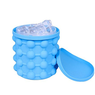 New Silicone Ice Cube Maker