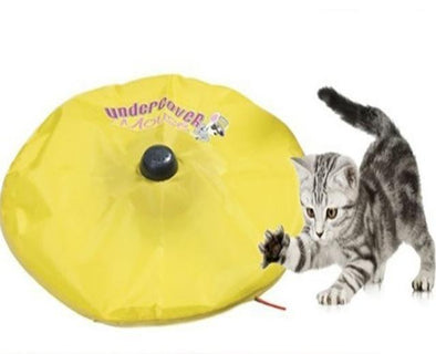 Motorized Moving Mouse Cat Toy