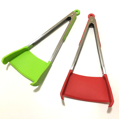 Non-Stick Multi-Function Tongs