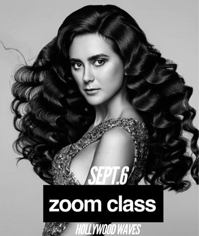 HOLLYWOOD WAVES ZOOM CLASS