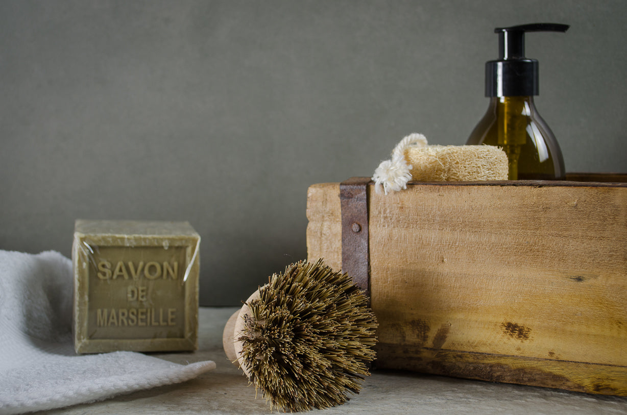 Reclaimed wash boards