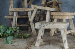 home barn mini stool
