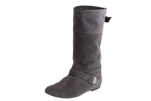 Model: Dance Boot (mid-height): Pewter Grey