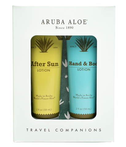 After Sun and Hand & Body (Travel Duo) - Aruba Aloe