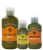 Here Comes the Sun - Aruba Aloe
