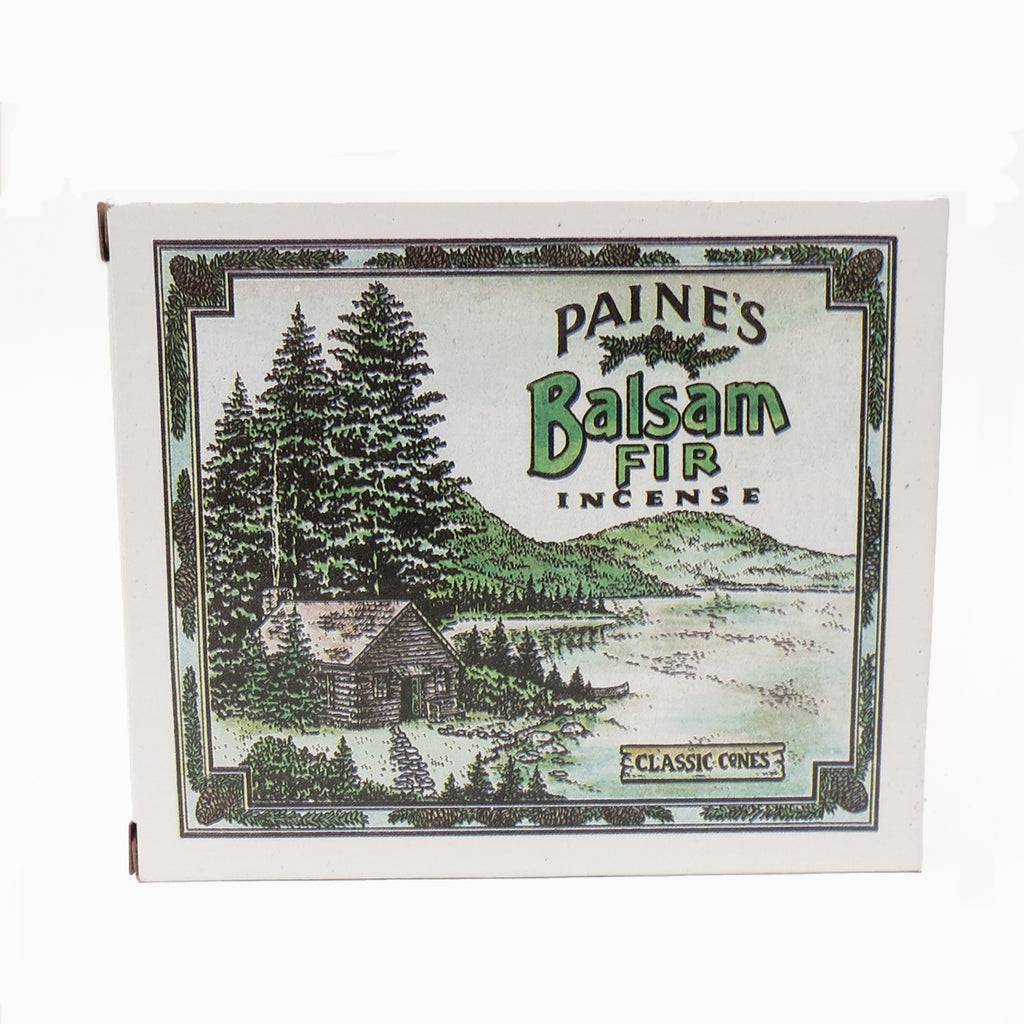 Paine's Products Inc - Balsam Fir Incense Cones