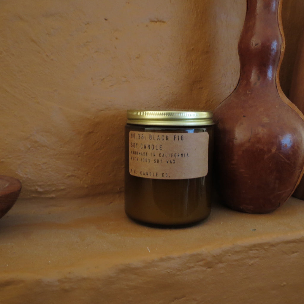 P.F. Candle Co.- Black Fig (Classic Candle)