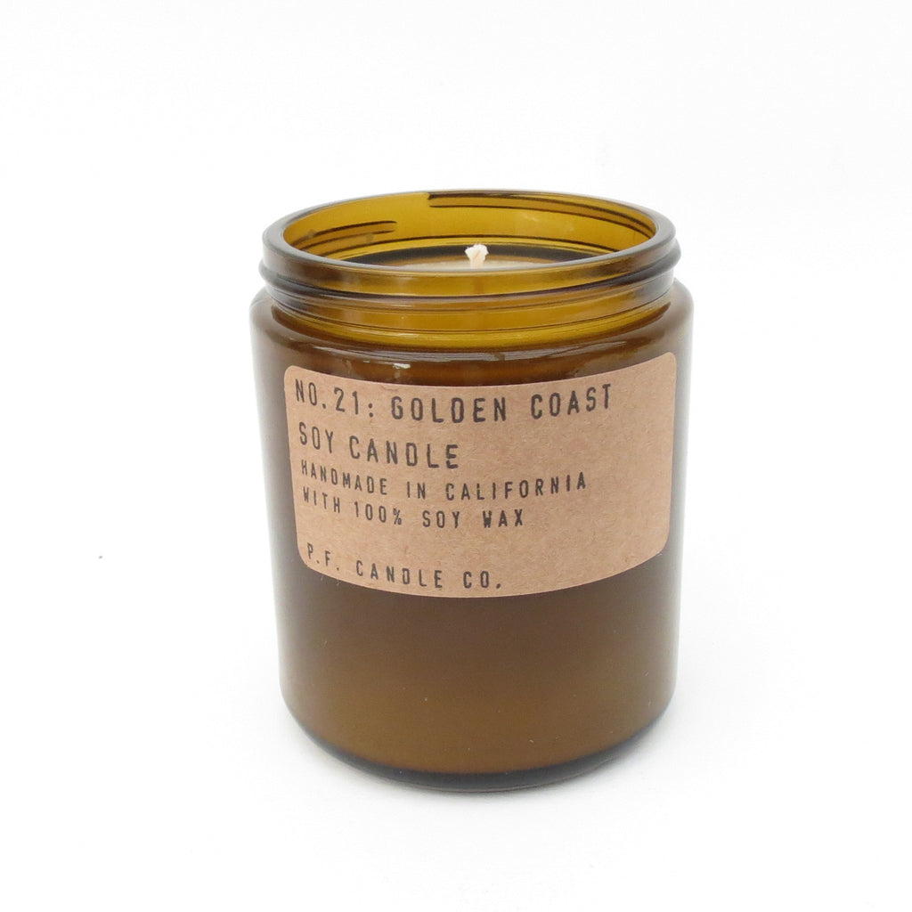 P.F. Candle Co.- Golden Coast (Classic Candle)
