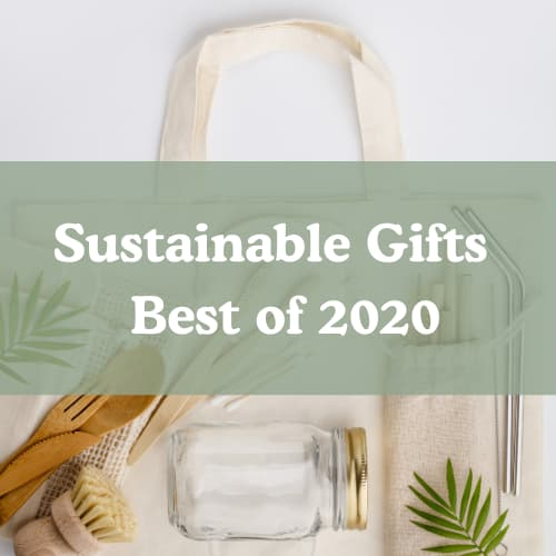Sustainable Gifts | Best of 2020
