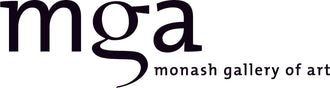 monash gallery of art logo