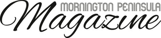 logo of mornington peninsula magazine