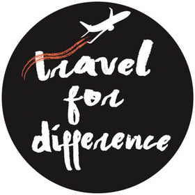 logo of travel for difference