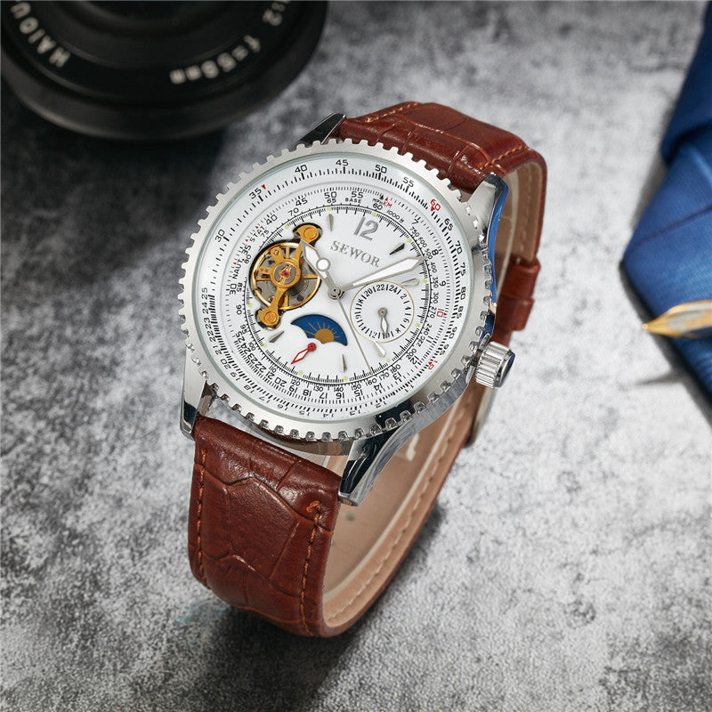 Moon Phase - Emperor Watch
