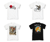 Riot Society Men's Short Sleeve Graphic T-Shirts