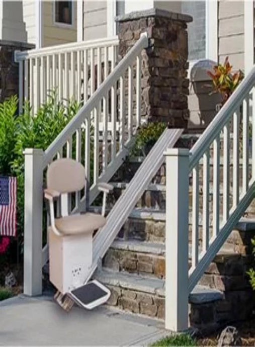 Outdoor Stairlift </br>Summit SL350OD