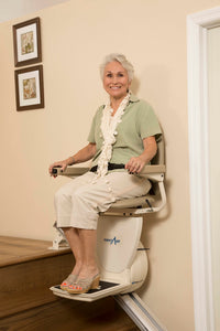 Our Most Economical Stair Lift</br> Vantage SL400