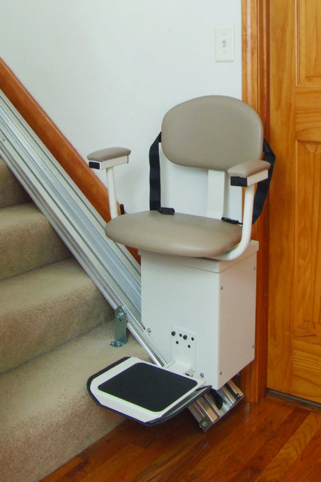 Indoor AC Straight Stair Lift </br>Summit SL350AC