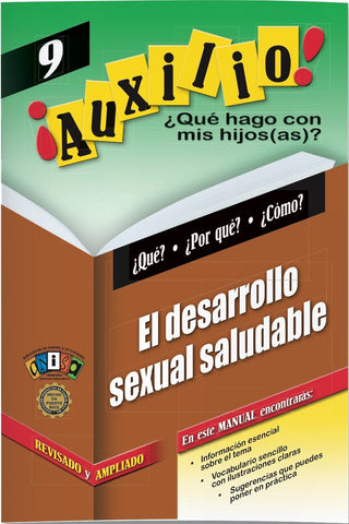 AMP-010 Manual 9: El desarrollo sexual saludable