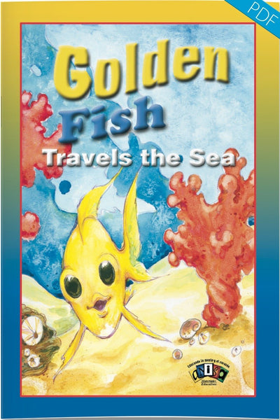 ALI-255e Golden Fish Travels the Sea eBook