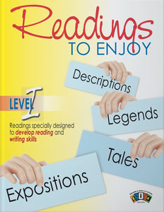 AI-RW027 Readings to Enjoy - Level I