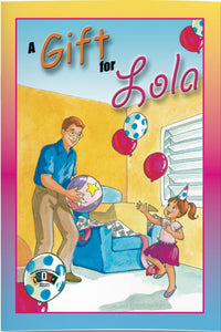 ALI-253 A Gift for Lola