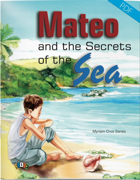 ALI-266e Mateo and the Secrets of the Sea eBook