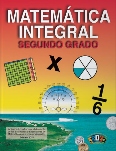 AM-L011 Matemáticas Integral - 2do Grado