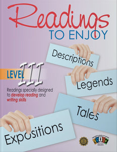 AI-RW029 Readings to Enjoy - Level III