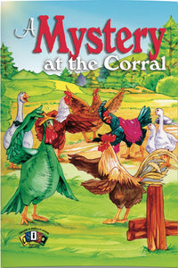 ALI-264 A Mystery at the Corral (12 x 18)
