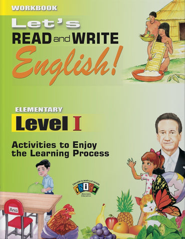 AI-RW032Let's Read and Write English! Level I