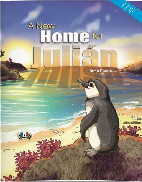 ALI-271e A new home for Julian eBook