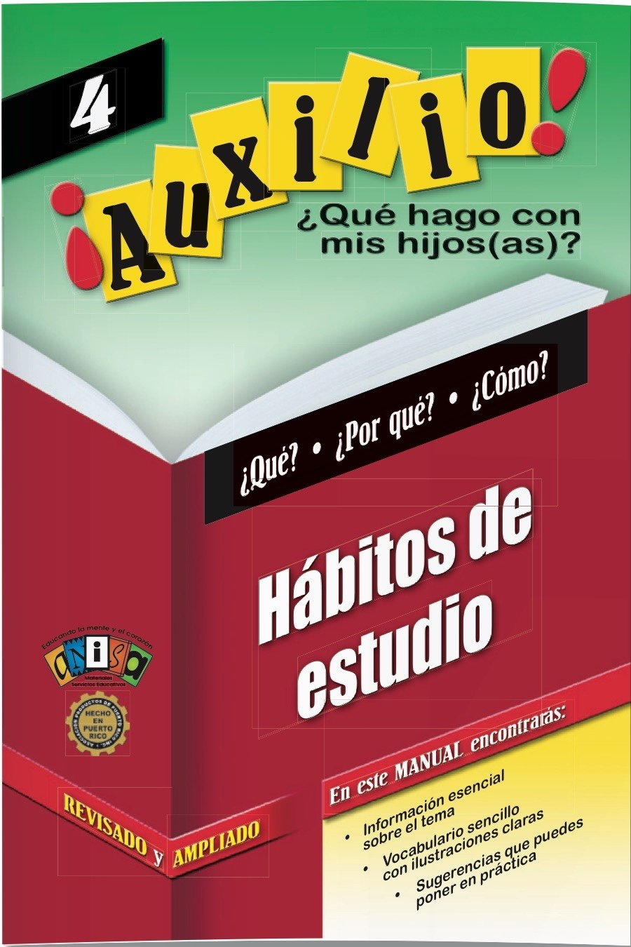AMP-004 Manual 4: Hábitos de estudio