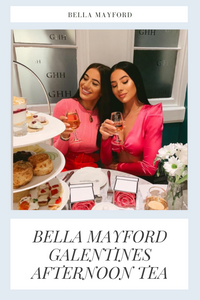 Bella Mayford Galantines Afternoon Tea