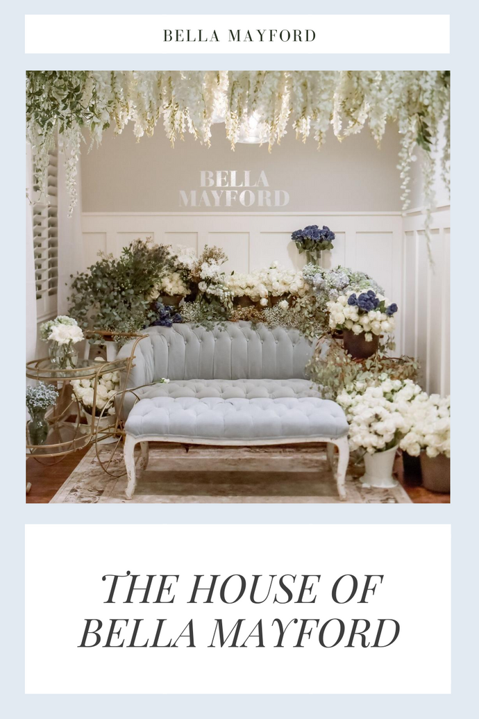 The House of Bella Mayford: Los Angeles Hosted by Damian Alexander-Du'bel