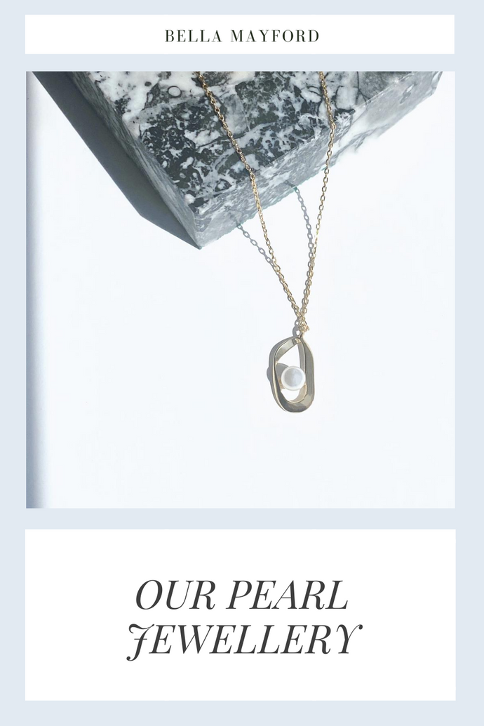 Bella Mayford Pearl Jewellery