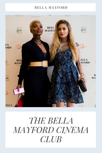 The Bella Mayford Cinema Club Hosted by Founder Damian Alexander-Du'bel