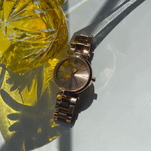 Bella Mayford, Signature Solo, Gold Dial and Gold Strap