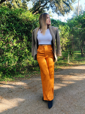 Dylan and Peals Wide Leg Pants $49.00