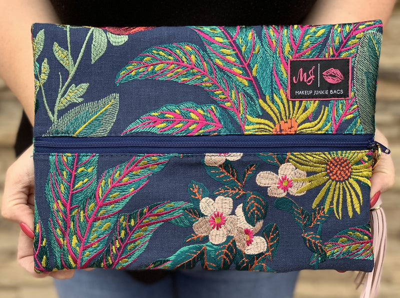 Makeup Junkie Bag - Paradise